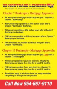 fha guidelines chapter  bankruptcy guidelines